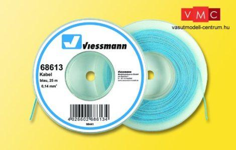 Viessmann 68613 Vezeték 25 m, 0,14 mm? kék