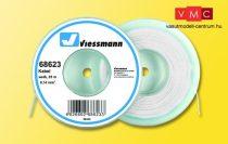Viessmann 68623 Vezeték 25 m, 0,14 mm, fehér