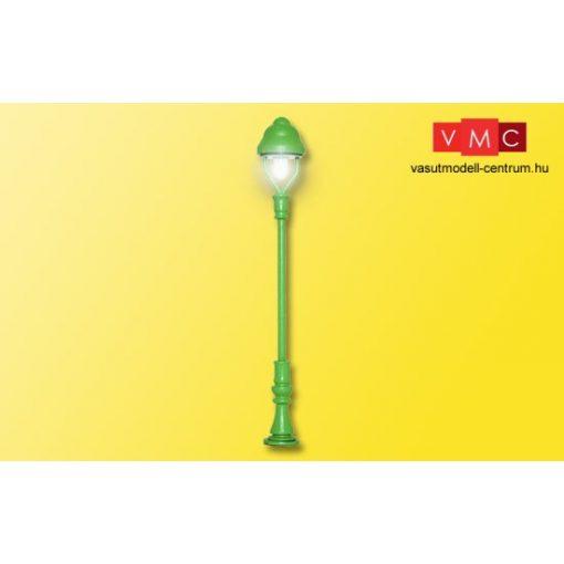Viessmann 6911 Szabvány gázlámpa, zöld