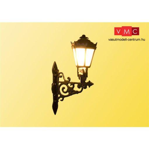Viessmann 9074 Díszes lámpa falikaron, fehér LED