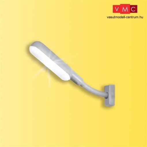 Viessmann 9089 Modern ipari lámpa falikaron, fehér LED
