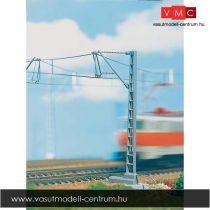 Vollmer 1304 Tartóoszlop felsővezetékhez, árambevezetéssel (H0)