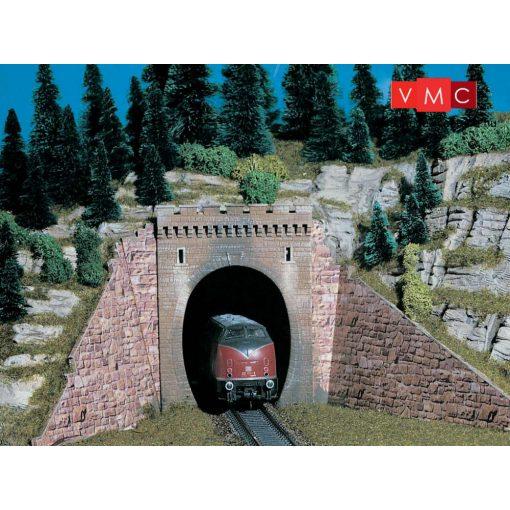 Vollmer 2501 Alagútbejárat, egyvágányos, 2 db (H0)