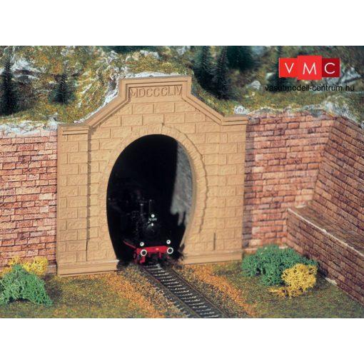Vollmer 2504 Alagútbejárat, egyvágányos, Rheintal, 2 db (H0)