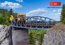 Vollmer 2540 Íves alacsony ívbordás vasúti híd, R 380 mm/188 mm hosszú (H0)