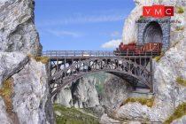 Vollmer 2548 Schlossbach vasúti híd, 260 mm (H0)