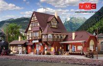 Vollmer 3512 Vasútállomás Wildbach (H0)