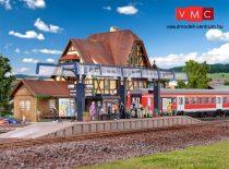 Vollmer 3534 Állomási fedett peron (H0)