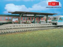 Vollmer 3535 Állomási fedett peron, Rheinburg (H0)