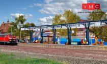 Vollmer 3538 Állomási fedett peron, 6 részes (H0)