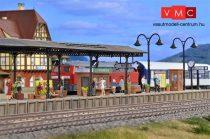 Vollmer 3562 Állomási fedett peron Baden (H0)