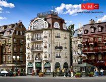 Vollmer 3618 Emeletes városi lakóház, Wiener kávéház (H0)
