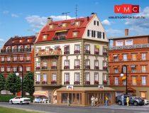 Vollmer 3619 DM-Drogeriemarkt városi emeletes lakóház (H0)