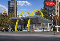 Vollmer 3634 McDonald's gyorsétterem (H0)