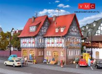 Vollmer 3637 Fogadó, Zur Post, LED világítással (H0)