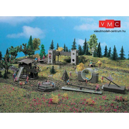 Vollmer 3668 Kalandpark, erdei játszótér (H0)