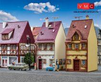 Vollmer 3670 Városi emeletes sorház, Bahnhofstrasse 11 (H0)