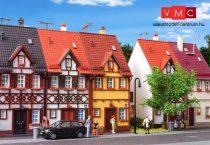 Vollmer 3671 Városi emeletes sorház, Bahnhofstrasse 13 (H0)