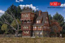 Vollmer 3679 Vámpír villa, tűzeffekttel (H0)