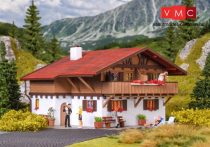 Vollmer 3702 Alpesi családi ház, Alpenrose (H0)