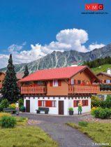 Vollmer 3703 Alpesi családi ház, Wetterstein (H0)
