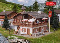 Vollmer 3706 Alpesi hegyivendéglő - Zermatt (H0)