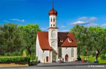 Vollmer 3709 Templom St.Andrä (H0)