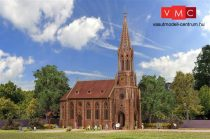 Vollmer 3739 Város templom Stuttgart-Berg (H0)