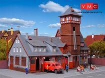 Vollmer 3767 Városi tűzoltóság tömlőszárító toronnyal (H0)
