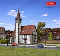 Vollmer 3768 Favázas templom Altbach (H0)