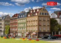 Vollmer 3780 Nagyvárosi emeletes sorházak, 3 db (H0)