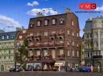 Vollmer 3782 Nagyvárosi szálloda, LED világítással (H0)