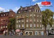 Vollmer 3783 Nagyvárosi kávéház, LED világítás belső berendezéssel (H0)