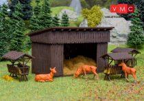 Vollmer 3798 Vadetető állatokkal (H0)