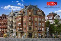 Vollmer 3811 Nagyvárosi emeletes sarokház, Schlosshalle 1 (H0)