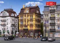 Vollmer 3813 Nagyvárosi emeletes lakóház, Schlosshalle 3 (H0)