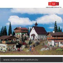 Vollmer 3839 Hegyi falu, kápolnával (H0)
