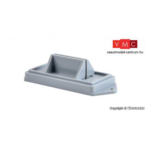 Vollmer 4005 Tartóoszloprögzítő talp csavarral, 5 db (H0)
