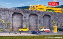 Vollmer 4508 Támfal, 3 db(H0)