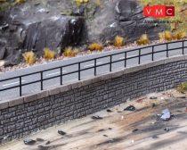 Vollmer 5000 Kerítés készlet, korlát (20 db), 1800 mm (H0)