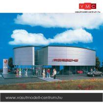 Vollmer 5606 Porsche Centrum, autókereskedés (kész modell) (H0)