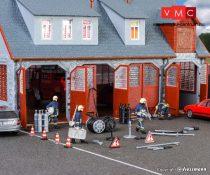 Vollmer 45746 Tűzoltósági kiegészítők (H0)