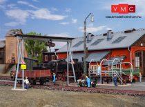 Vollmer 5747 Bakdaru mozdonykarbantartó homlok-állvánnyal (H0)