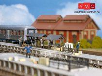 Vollmer 5748 Fedett szerszámtartó állomási peronokra (H0)