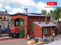 Vollmer 5750 Fűtőház, egyállásos (H0)