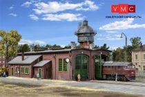 Vollmer 5752 Fűtőház, kétállásos (H0)