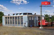 Vollmer 5765 Villanymozdony fűtőház, kétállásos (H0)