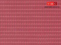 Vollmer 6032 Dekorlap: Tetőcserép, műanyag (H0)