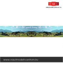 Vollmer 6110 Háttérposzter Schongau. 275 x 48 cm (H0)