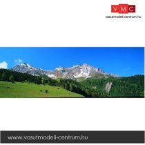 Vollmer 6111 Háttérposzter Alpenland, 290 x 60 cm (H0)